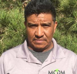 Rafael Gonzales Photo - MCDM Landscape Superintendent
